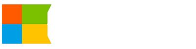 logo micrsoft blanco